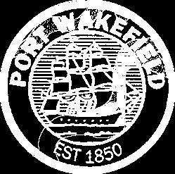 The Port Wakefield logo