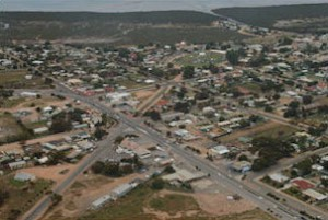 Birds View Photo of the Port Wakefield Community