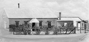 Historic Port Wakefield house
